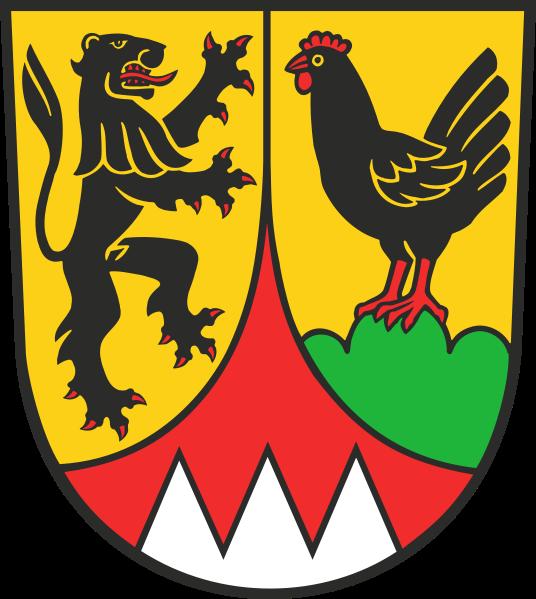 Kloster Veßra Wappen