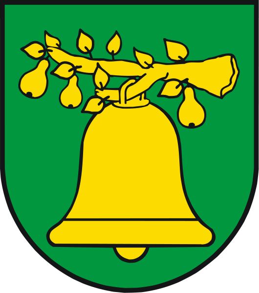 Klüden Wappen