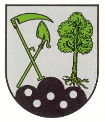 Knopp-Labach Wappen