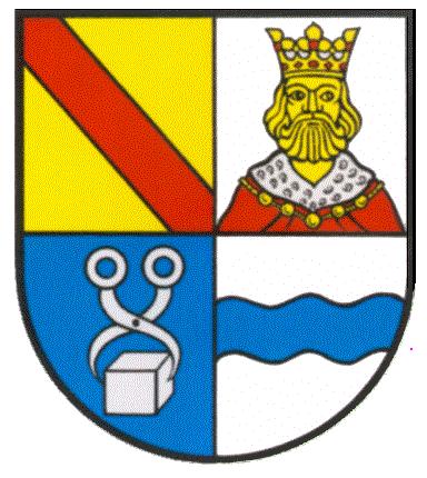 Königsbach-Stein Wappen