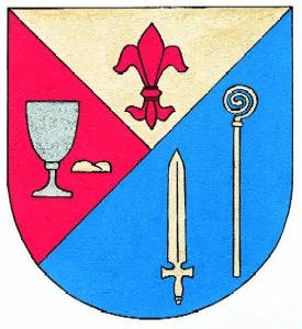 Kötterichen Wappen