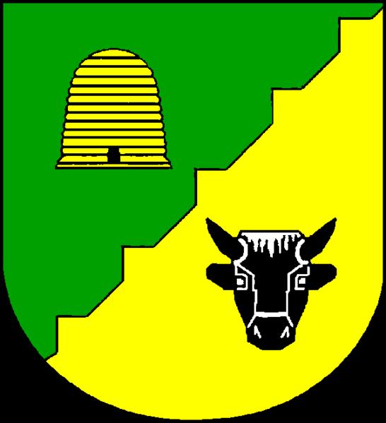 Kolkerheide Wappen