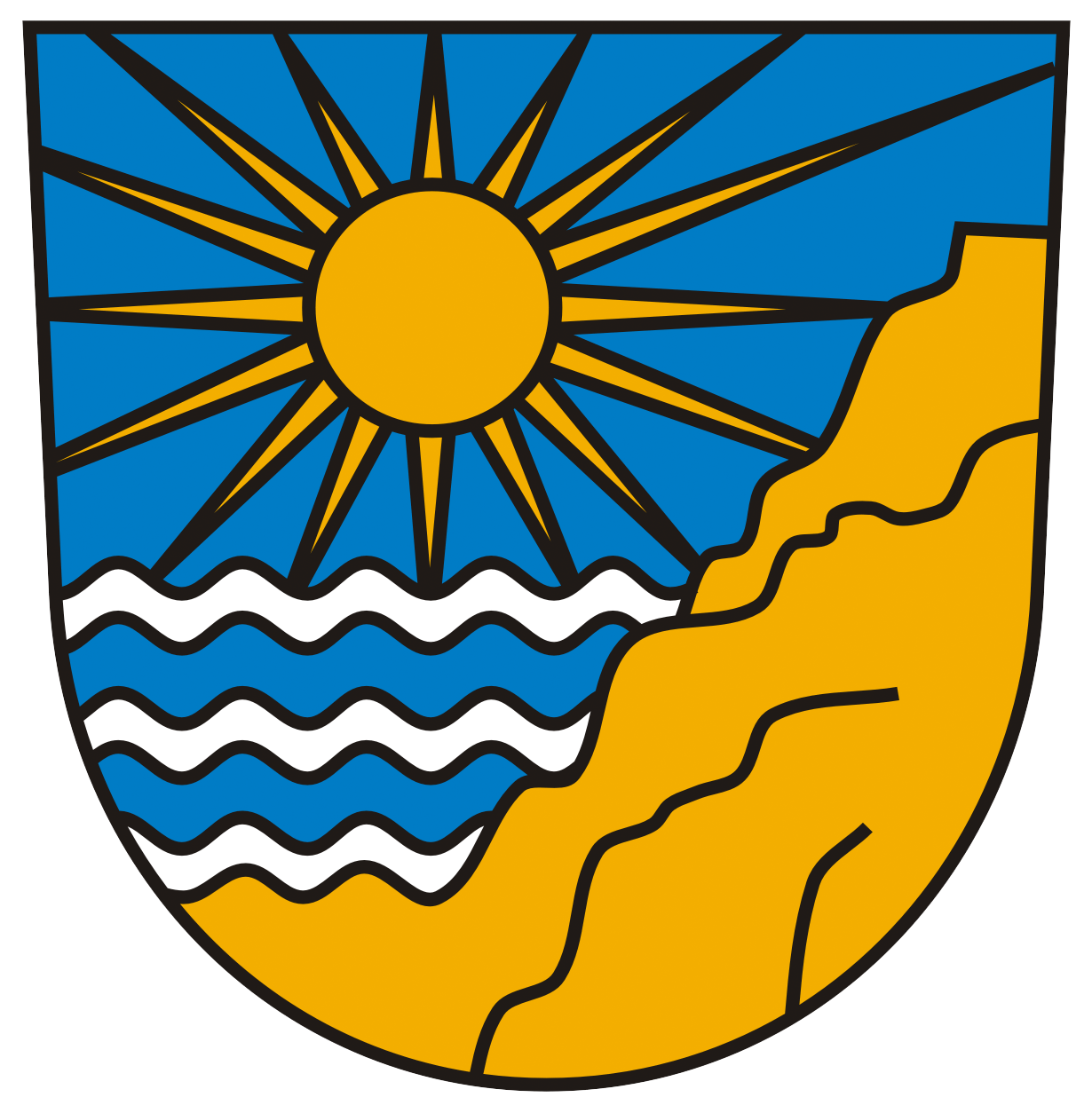 Koserow Wappen