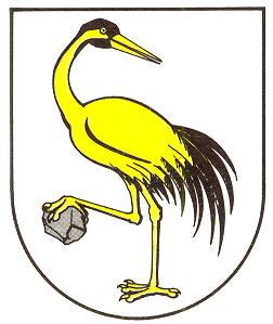 Kranichfeld Wappen