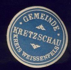 Kretzschau Wappen