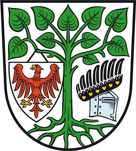 Kreuzbruch Wappen