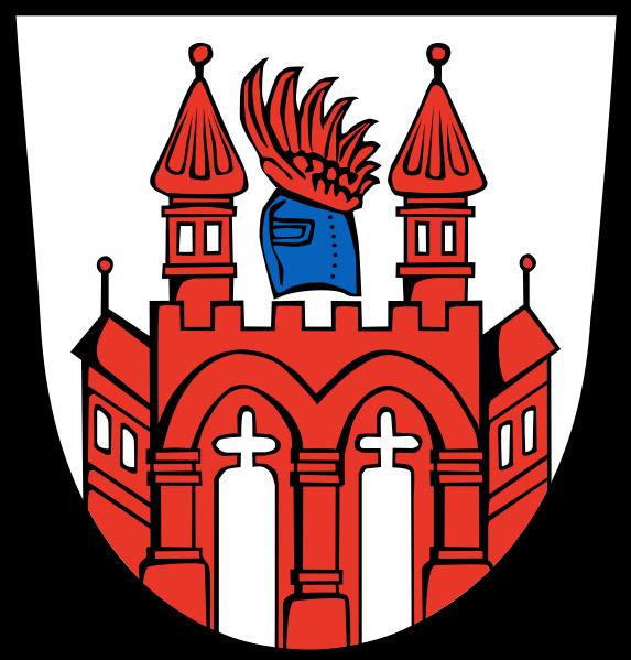 Kriesow Wappen