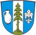Kröning Wappen