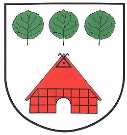 Krogaspe Wappen