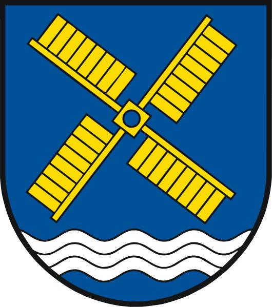 Krokau Wappen