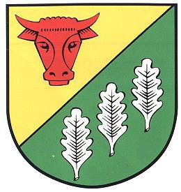 Kropp Wappen