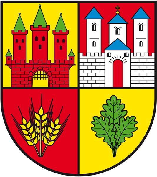 Krüssau Wappen