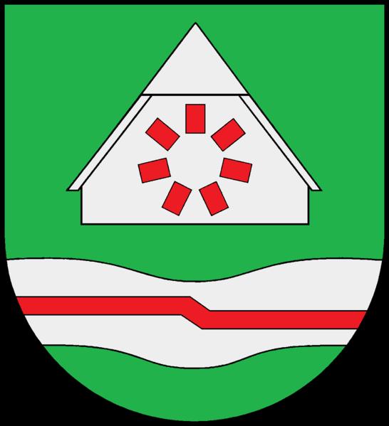Kühsen Wappen