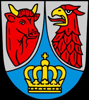 Lamsfeld-Groß Liebitz Wappen