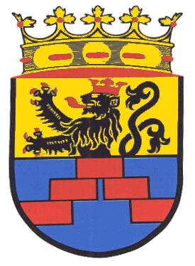 Landau an der Isar Wappen