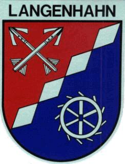 Langenhahn Wappen