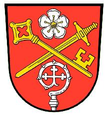 Langensendelbach Wappen
