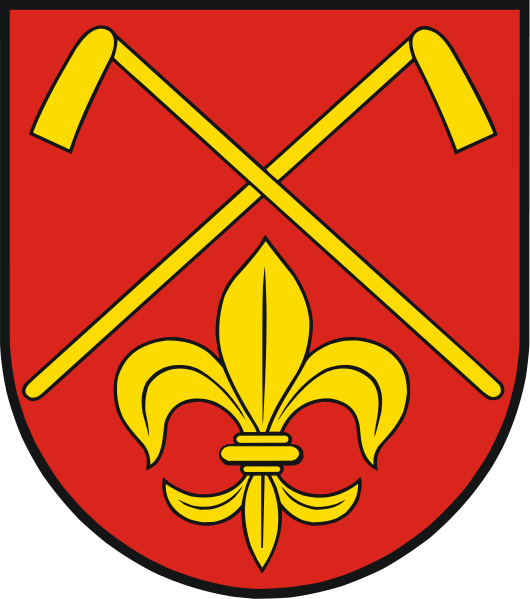 Langhagen Wappen