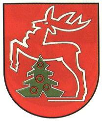 Lauscha Wappen