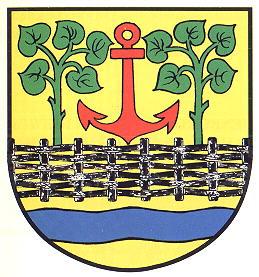 Leck Wappen