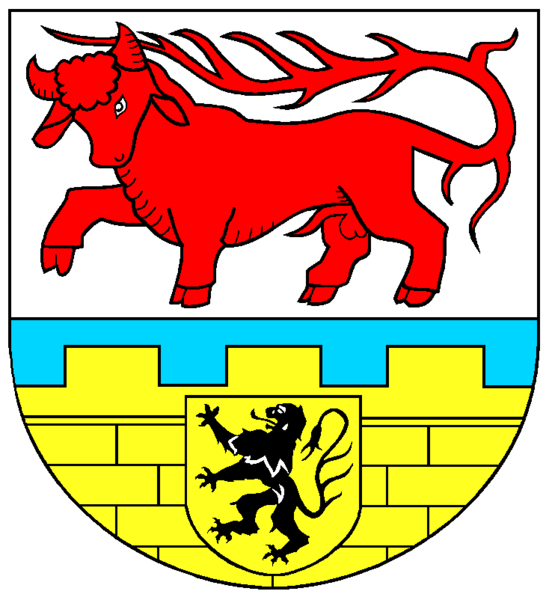Leeskow Wappen