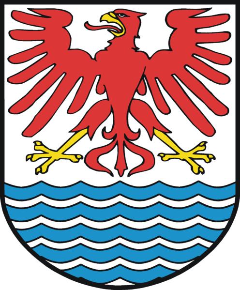 Leppin Wappen