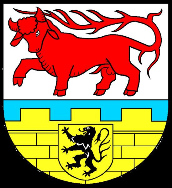 Luckaitztal Wappen