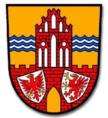 Luckow-Petershagen Wappen