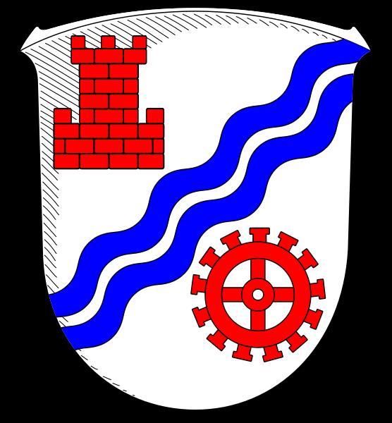 Ludwigsau Wappen