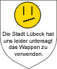 Lübeck Wappen