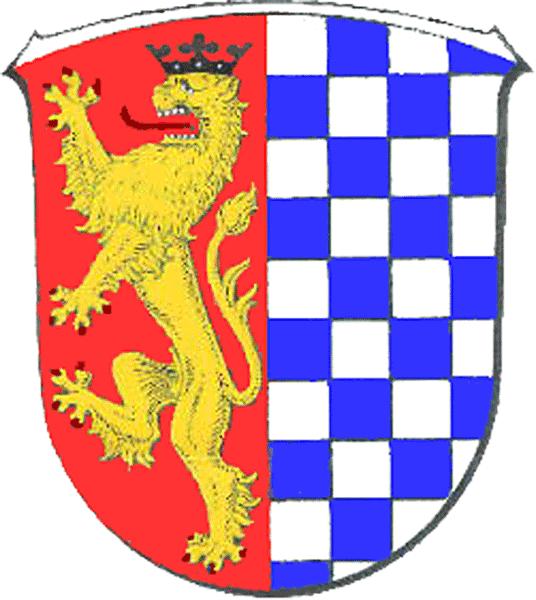 Lützelbach Wappen