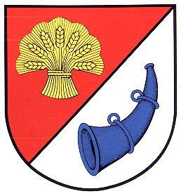 Lutzhorn Wappen