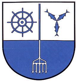 Maasholm Wappen