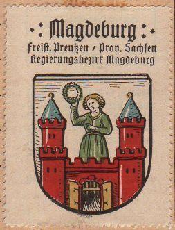 Magdeburg Wappen