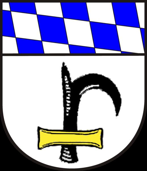 Marktl Wappen