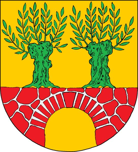 Mechow Wappen