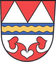 Mechterstädt Wappen