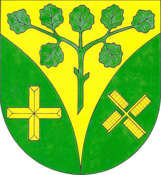 Medelby Wappen