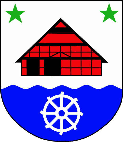 Mehlbek Wappen
