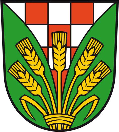 Mehrow Wappen