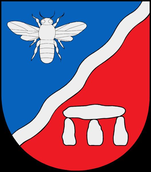 Melsdorf Wappen