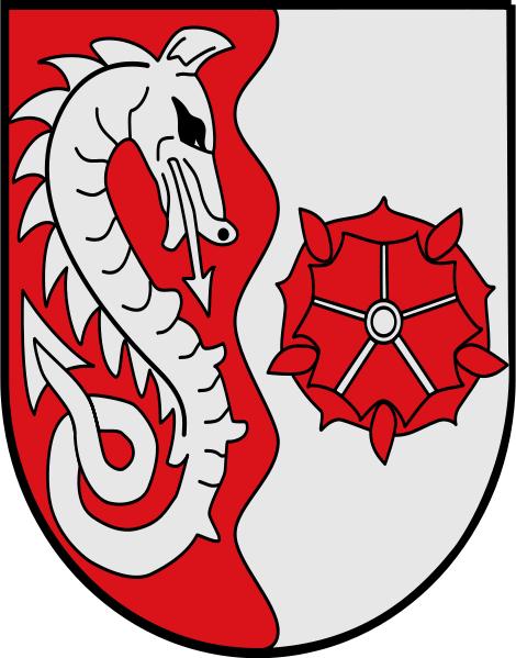 Menslage Wappen