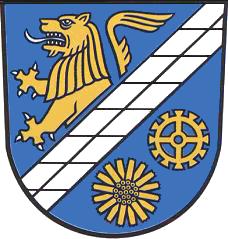 Meuselbach-Schwarzmühle Wappen