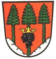 Mittenwald Wappen