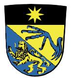Mödingen Wappen