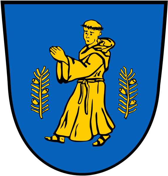 Mönchhagen Wappen