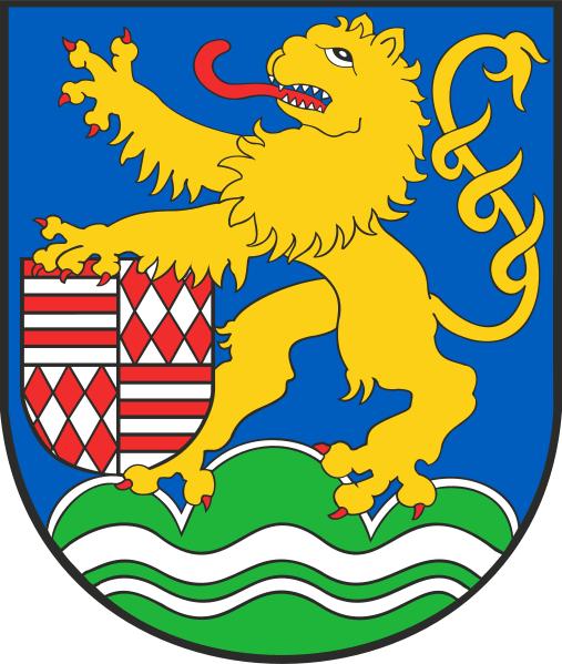 Mönchpfiffel-Nikolausrieth Wappen