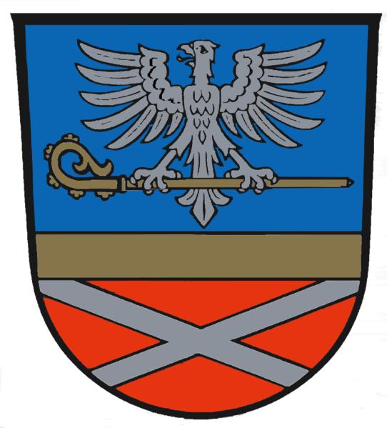 Mönchsroth Wappen