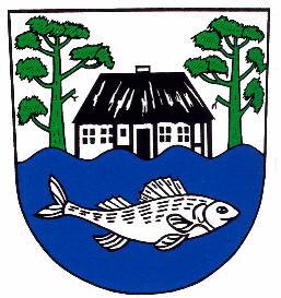 Mönkebude Wappen
