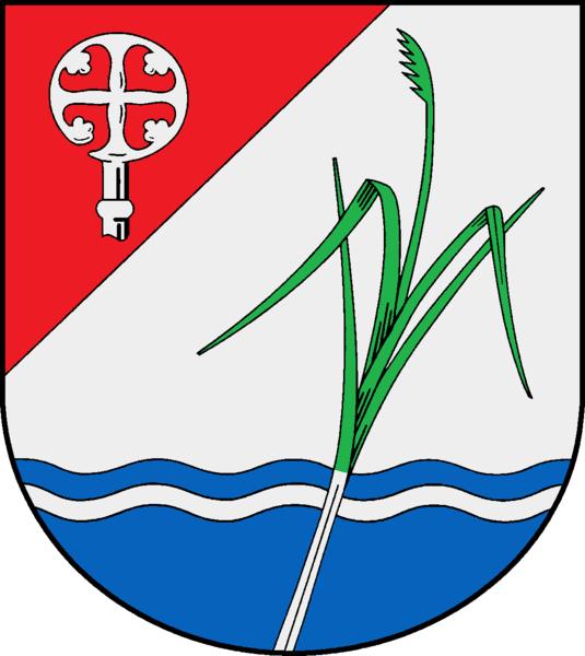 Mözen Wappen